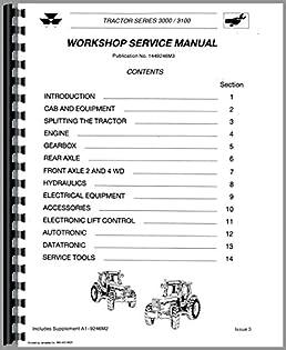 massey ferguson 3070 tractor service manual amazon co uk rh amazon co uk