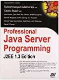 img - for PROFESSIONAL JAVA SERVER PROGRAMMING book / textbook / text book