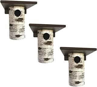 product image for DutchCrafters Gilbertson Bluebird House, Outdoor Nest Box Sparrow Resistant (3 Pack)
