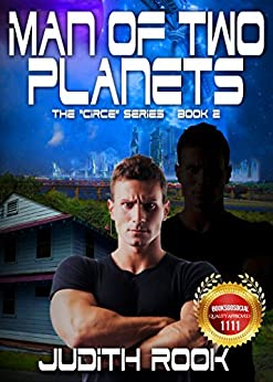 "Man Of Two Planets (The ""Circe"" Series Book 2) by [Rook, Judith]"