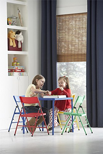 Safety 1st 5-Piece Kid Table and Chair Set