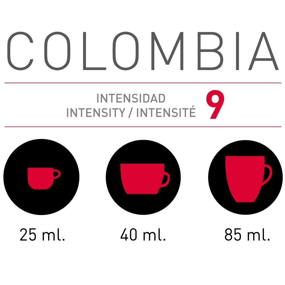 VIAGGIO ESPRESSO - 120 Cápsulas de Café Compatibles con Máquinas Nespresso - COLOMBIA: Amazon.es: Alimentación y bebidas