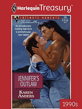 book cover of Jennifer\'s Outlaw