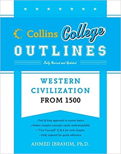 Western Civilization from 1500 (Collins College Outlines)