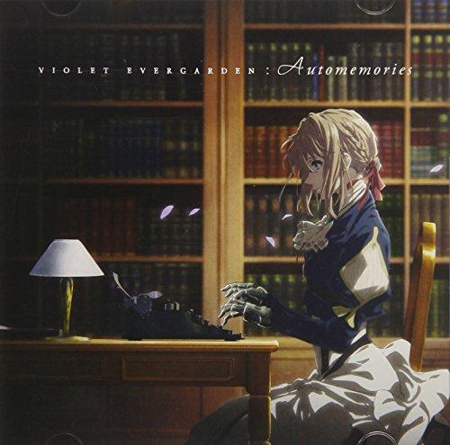 Violet Evergarden Original Soundtrack EVERGARDEN product image