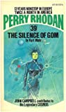 The Silence of Gom (Perry Rhodan #39)
