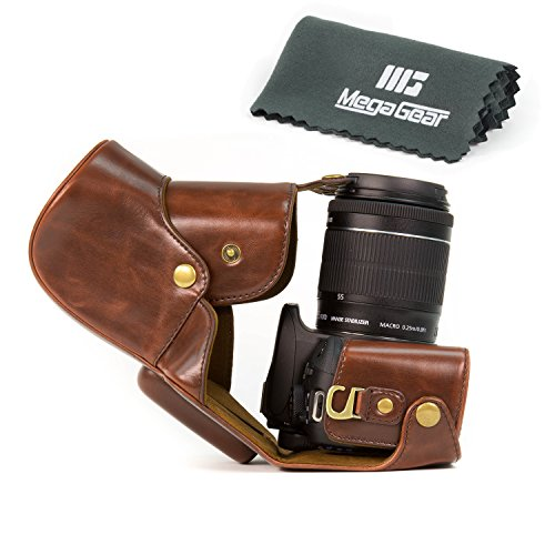 MegaGear Protective Leather Camera 18 55mm