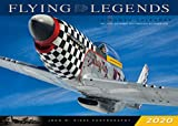 Flying Legends 2020: 16 Month Calendar  September 2019 Through December 2020
