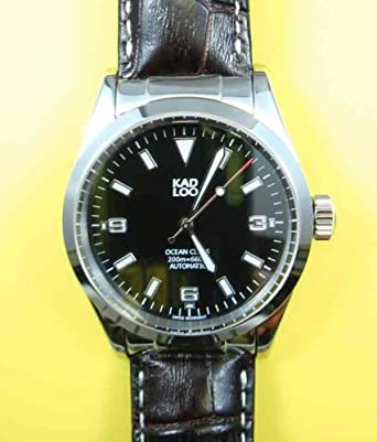 Kadloo Automatik ETA 2824-2 Armbanduhr Ocean Class