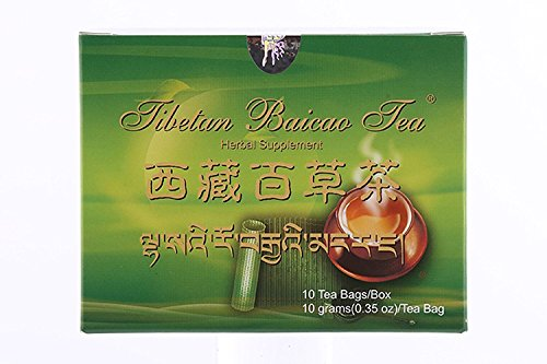 Tibetan Baicao Tea from Tibetan Baicao Tea
