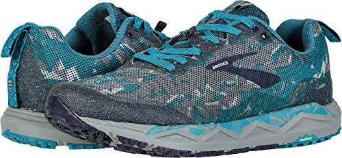 Brooks Men's Caldera 3 Blue/Grey/Navy 11.5 D US