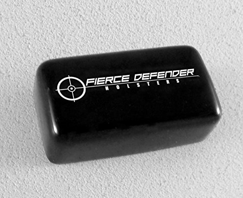 Fierce Defender Gun Magnet 25lbs RATED