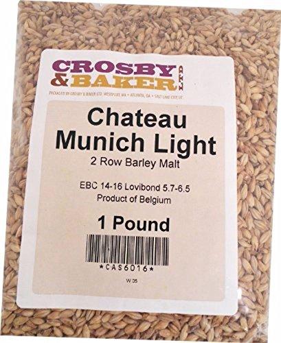 Chateau Munich Light Malt 1 Lb.