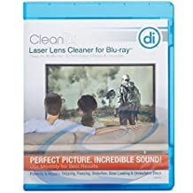 Digital Innovations CleanDr for Blu-Ray Laser Lens Cleaner for Blu-Ray / DVD / PS3 / PS4 / XBOX / XBOX 360 / XBOX ONE (4190300)