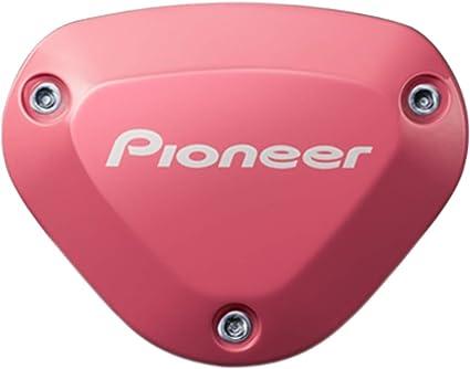 Pink Pioneer Power Meter Color Cap