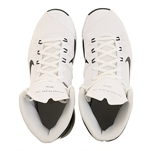 NIKE Women's Prime Hype DF 2016 Basketball Shoe White/Anthracite/Pure Platinum/Black visit online marketable cheap sale latest collections 6yAxaMUIdP