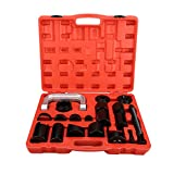 Automotive : VETOMILE Ball Joint Service Tool Kit 2WD & 4WD Car Repair Remover Installer Universal U-Joint Puller (21PCS)