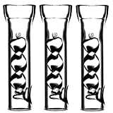 Tornado Tips With Inner Tar Collecting Spiral: 3-Pack W/ Carrying Case by DankTips