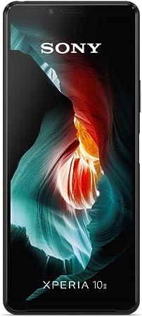 Sony Xperia 10 Ii Smartphone 6 Zoll Schwarz Elektronik