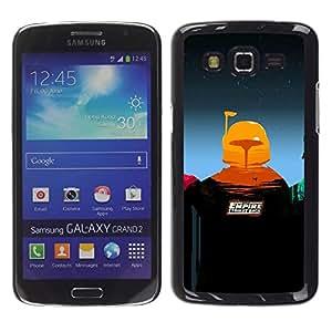 Stuss Case / Funda Carcasa protectora - Imperio Contraataca - Samsung Galaxy Grand 2