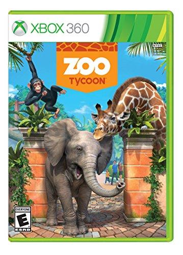 Zoo Tycoon - Xbox 360 (Girl Games For Xbox 360)