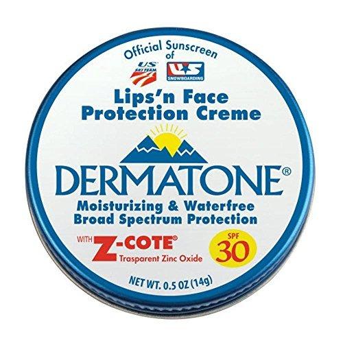 Dermatone Lips N Face Protection Creme 0.5 OZ. (14g)
