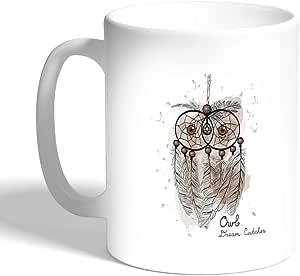 Decalac Ceramic Mug for Coffee - mug-03590