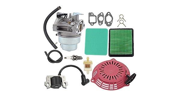 Amazon.com: Hayskill GCV160 - Kit de afinación de filtro de ...