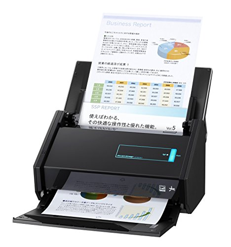 Fujitsu ScanSnap iX500 (Japanese Pararel Inbounded) by Fujitsu (Image #2)