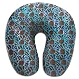 Best Disney Pillow For Neck And Shoulder Pains - Sweet Pea Shawl Print U Type Pillow Memory Review