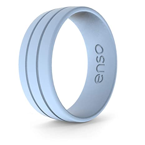 cddc7dbcc Amazon.com   Enso Rings Women s   Men s Ultralite Silicone Ring
