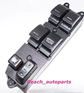 Reach autoparts power window control switch for 2001 corolla window motor replacement