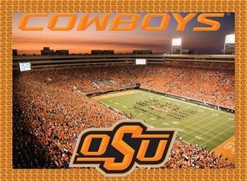 Oklahoma State Cowboys Jigsaw Puzzle