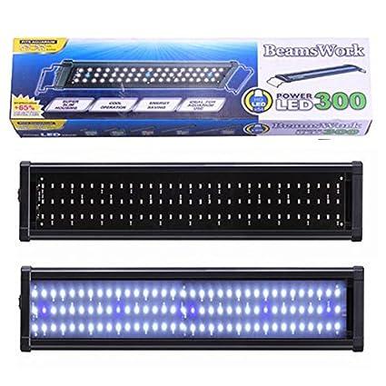 Acuario LED Beamswork Luz LED-300 18-24 pulgadas