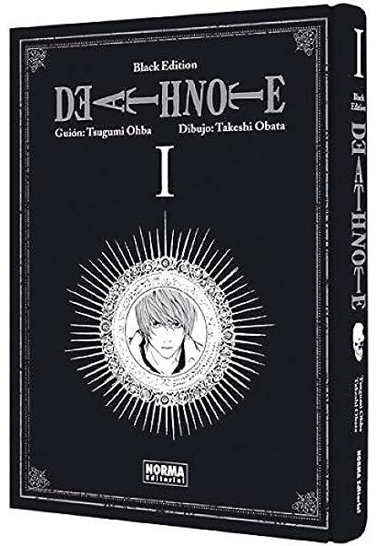 Death Note (CÓMIC MANGA): Amazon.es: Obha,Tsugumi, Obata,Takeshi: Libros
