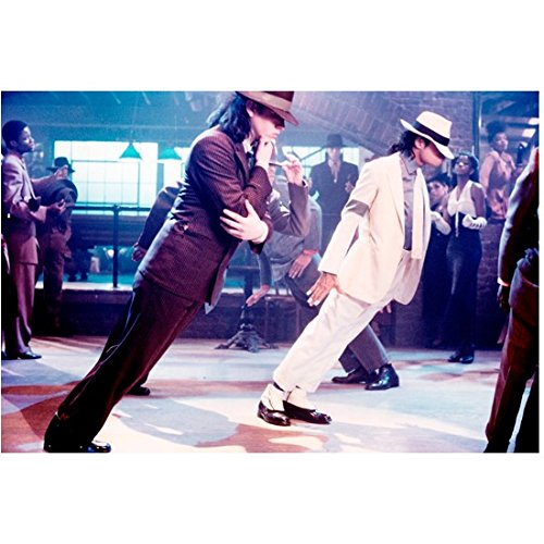 "Michael Jackson King of Pop ""Lean In Move"" 8 x 10 Inch Photo"