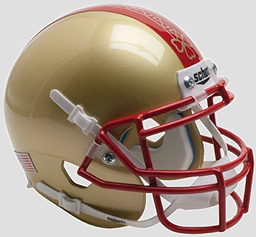 (Schutt NCAA Boston College Eagles Unisex NCAA Boston College Eagles Authentic XP Football Helmetncaa Boston College Eagles Authentic XP Football Helmet, Classic, N)
