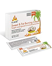 Hot Cream, Natural Anti Cellulite Cream, Fat Burning Cream Extreme Cellulite Slimming Cream for Women and Men, Weight Loss Belly Cream for Shaping Leg Body Waist, Abdomen and Hips (10 PACK)