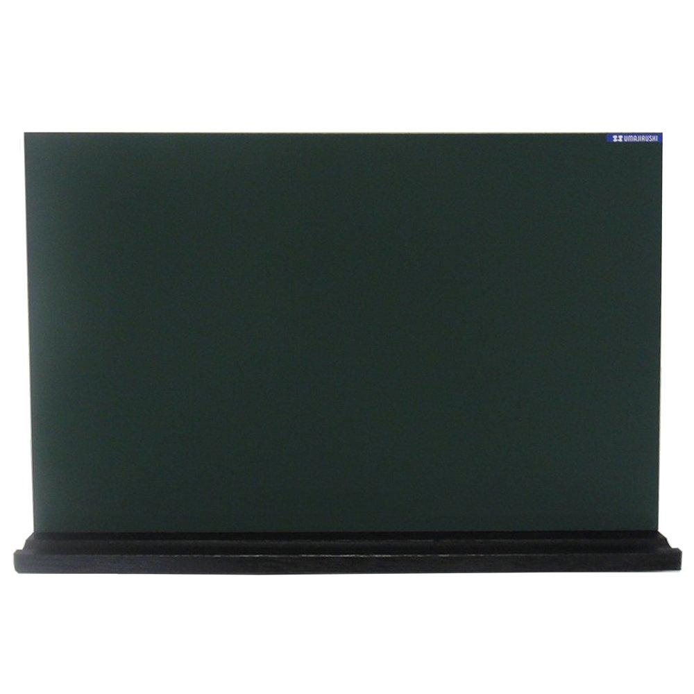 馬印 壁掛木製黒板グリーン 450×300 W1 B0033PN8C6 450×300 グリーン グリーン 450×300