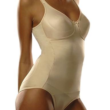 2f8f943fd75 Va Bien Seamless Wire Free Body Shaper at Amazon Women s Clothing store   Shapewear Bodysuits
