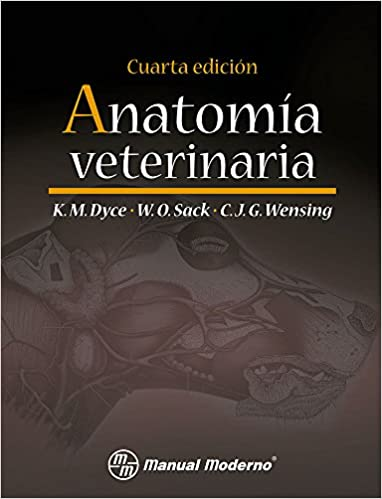 ANATOMIA VETERINARIA DYCE SACK WENSING PDF