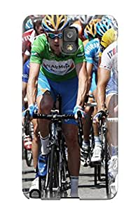 For Galaxy Note 3 Fashion Design Le Tour De France Case Galaxy