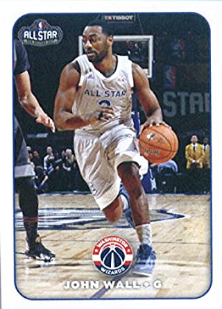 2017 18 panini nba stickers 399 john wall eastern all stars basketball sticker