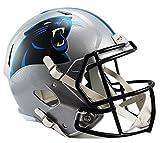 Riddell NFL Carolina Panthers Full Size Replica Speed Helmet, Medium, Blue