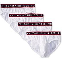Tommy Hilfiger Men's 4-Pack Cotton Stretch Brief