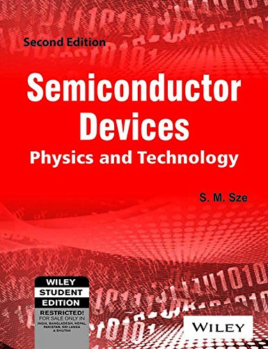 Semiconductor Devices: Physics And Technology, 2Nd Ed
