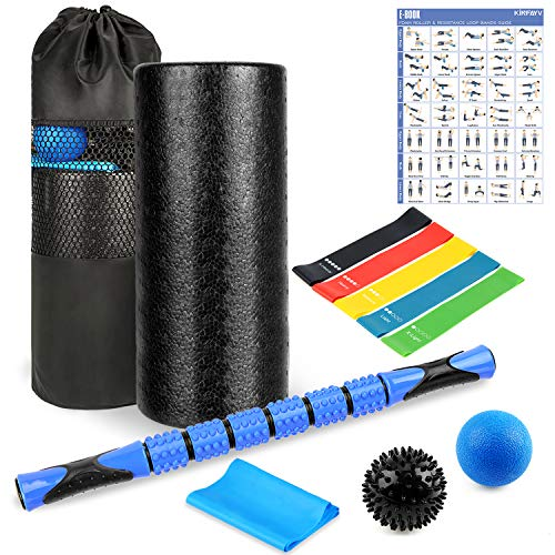 High Density Foam Roller Set product image