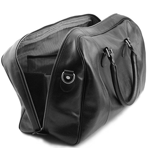 Tuscany cuir en TL Leather Miel Sac voyage Voyager de w4AqU