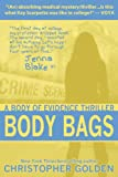 Front cover for the book Body Bags by Christopher Golden