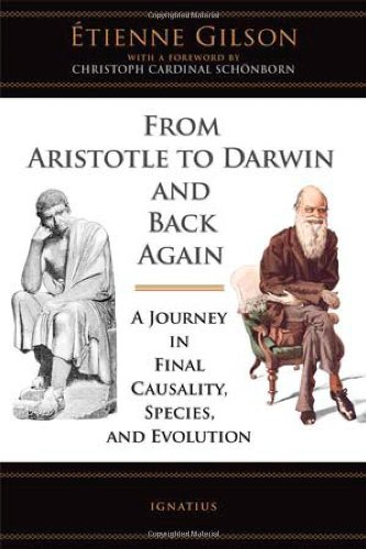 From Aristotle To Darwin & Back Again: A Journey In Final Causality, Species And Evolution